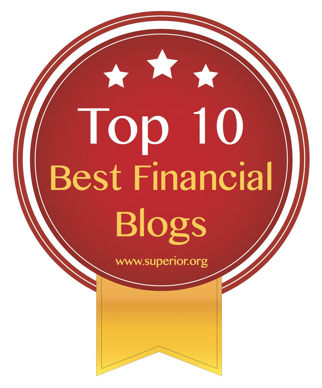 Top 10 Best Financial Blogs