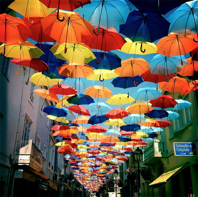 How Far Can an Umbrella Take Your Brand