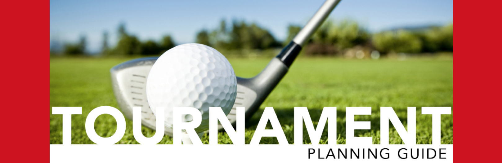 Now Is The Perfect Time to Plan A Golf Tournament