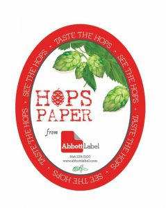 Craft Beer Makers, These Hops Labels Are For You!