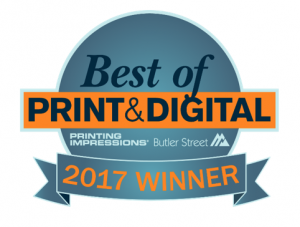 Superior Business Solutions Wins Best of Print and Digital® 2017 as Ranked by Customers
