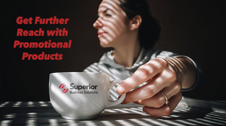 Get further marketing reach with promotional products - Ad Specialty Coffee Cup
