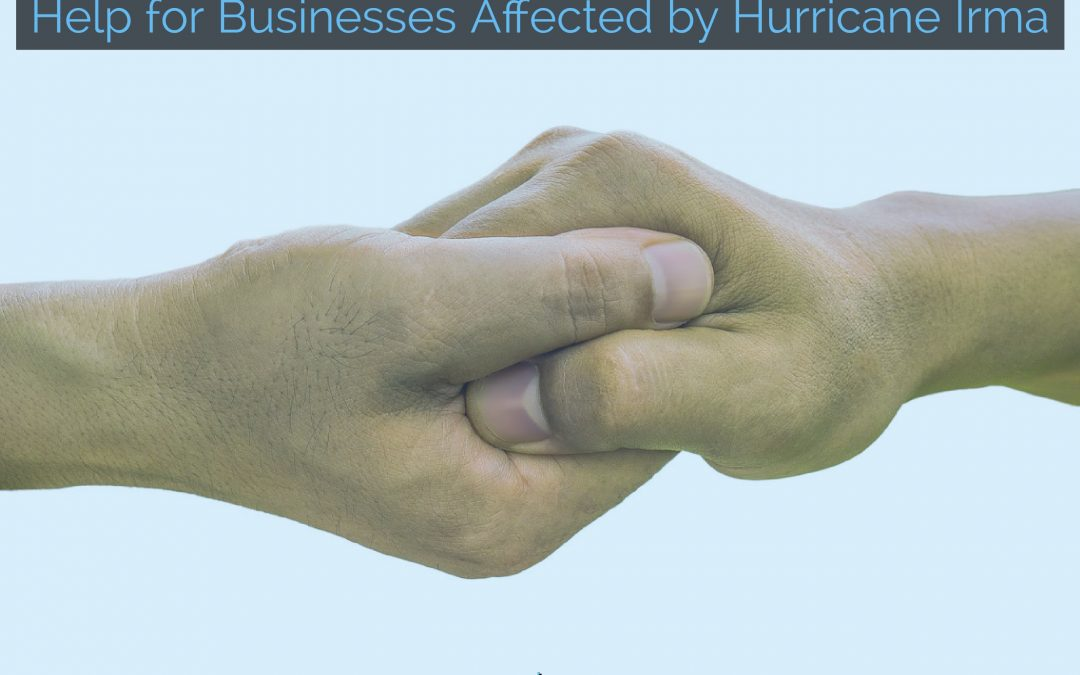4 Sources of Help for Businesses Affected by Hurricane Irma