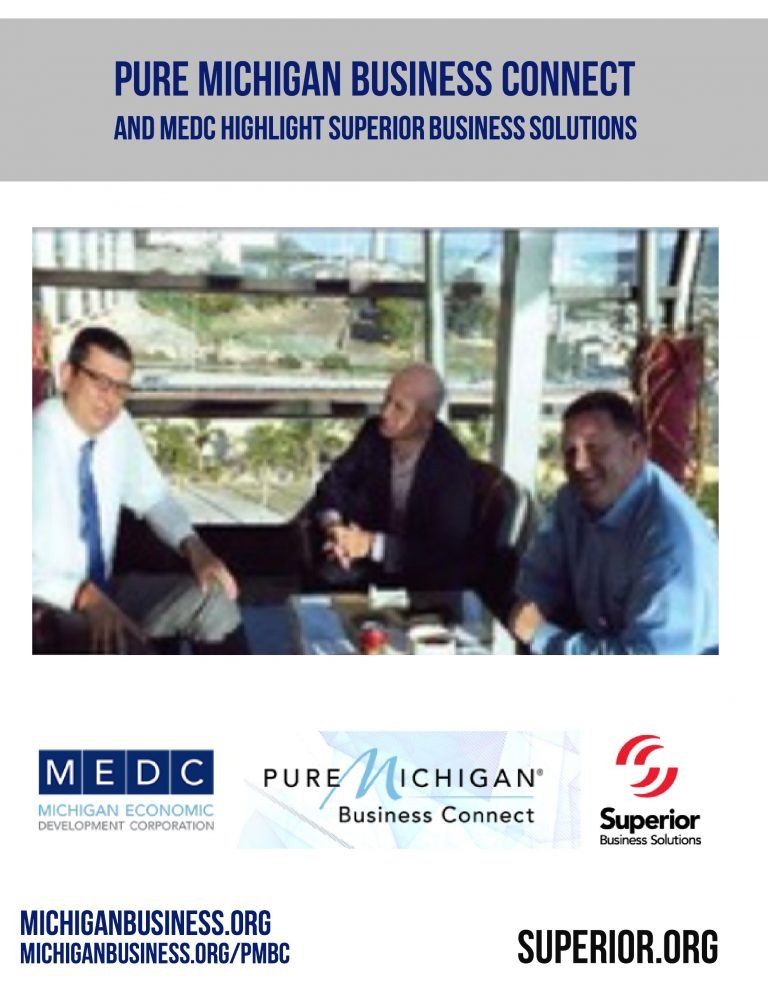 How Pure Michigan Business Connect and MEDC Are Building Michigan's Future