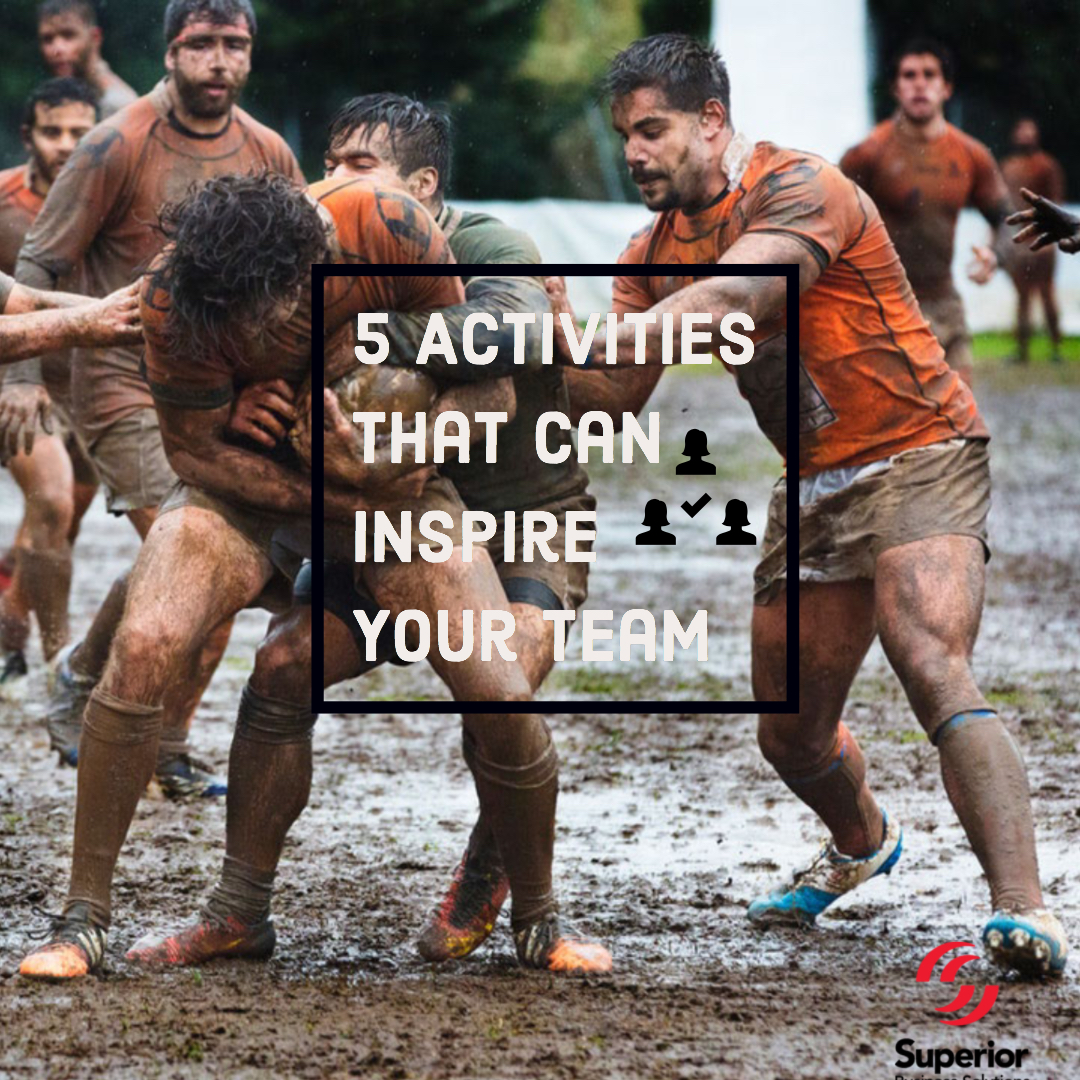 5 Activities That Can Inspire Your Team