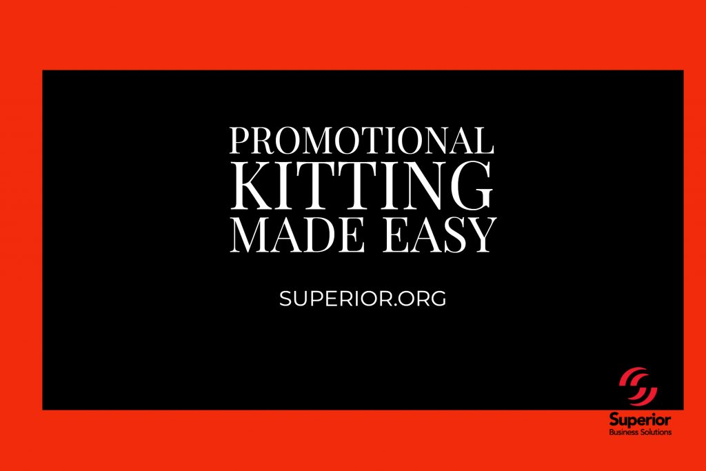 Promotional Kitting Made Easy