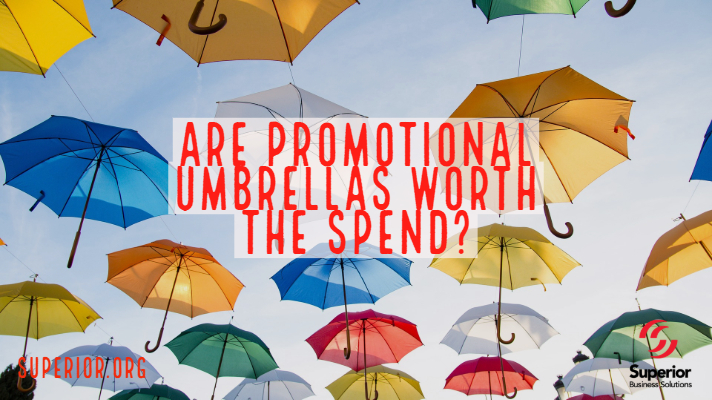 Are Promotional Umbrellas Worth the Spend?