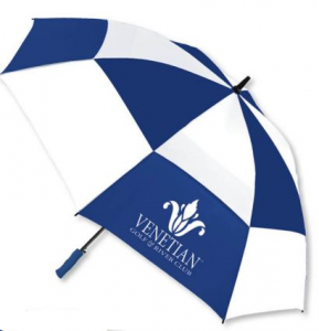 Promotional Umbrellas Golfers Will Love and Use