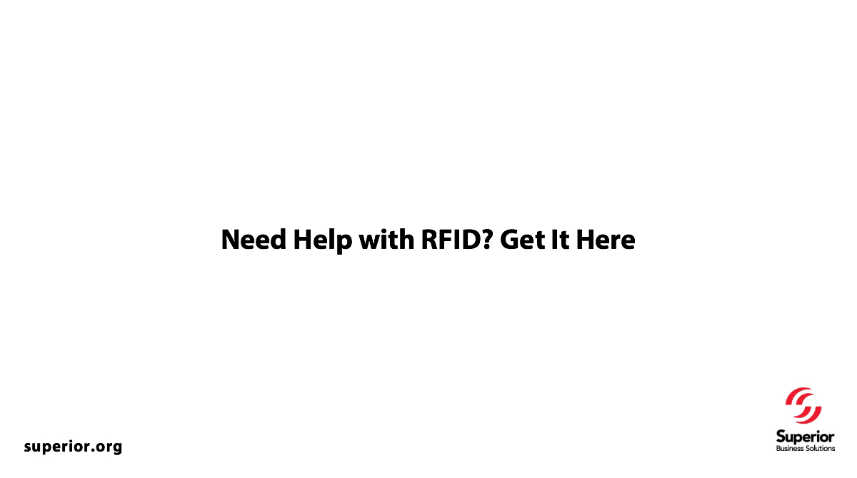 Need Help with RFID?Get It Here