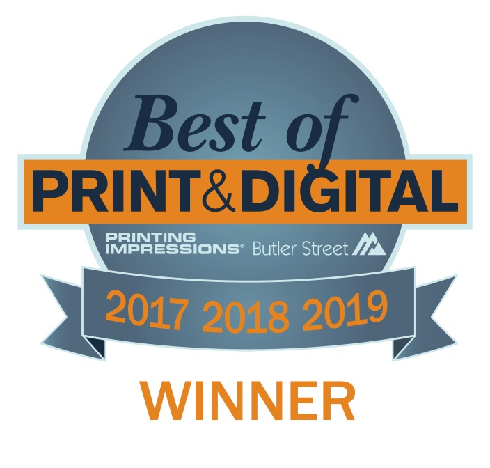 Superior Business Solutions Wind Best of Print and Digital Making it a 3 Peat