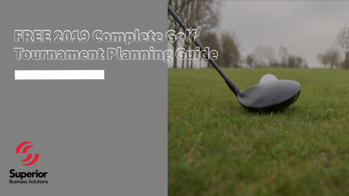 FREE 2019 Complete Golf Tournament Planning Guide