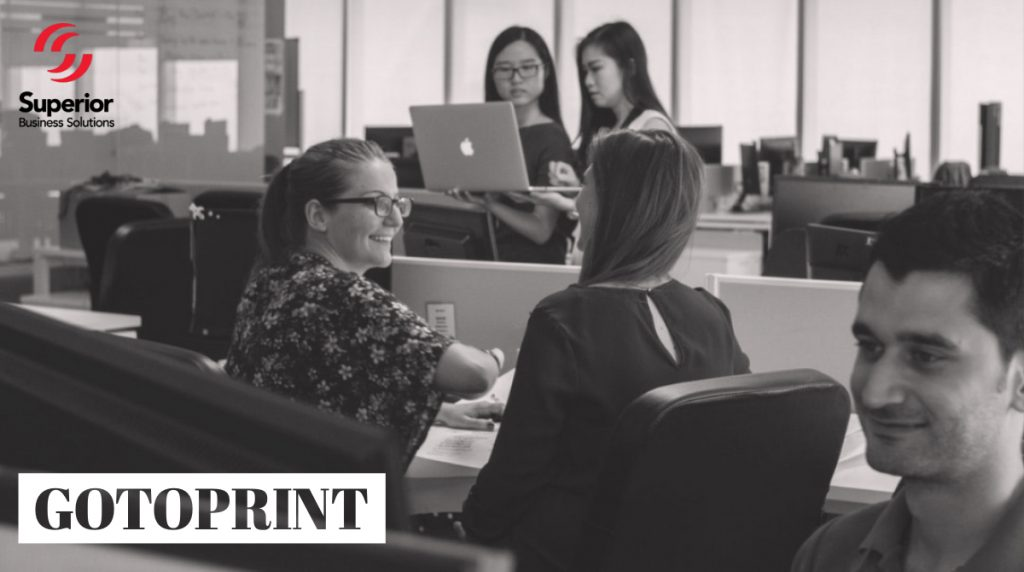GoToPrint...What is It and Why Should It Be Part of Your Business Plan?