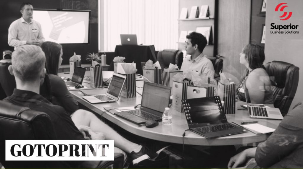Why GoToPrint Should Be Part of Your MARKETING Plan