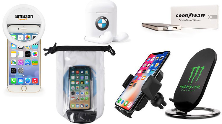 Top tech promotional products for on-the-go summer