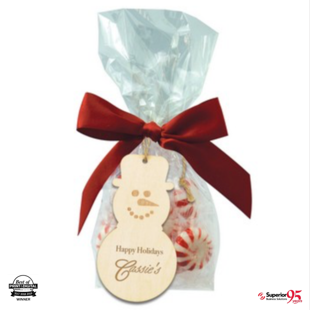 custom ornaments for holiday promotional gifts