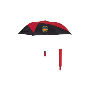 custom umbrellas for promotional marketing in financial industries