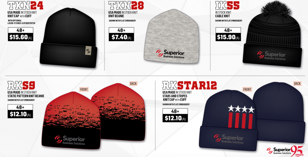promotional-marketing-knit-caps