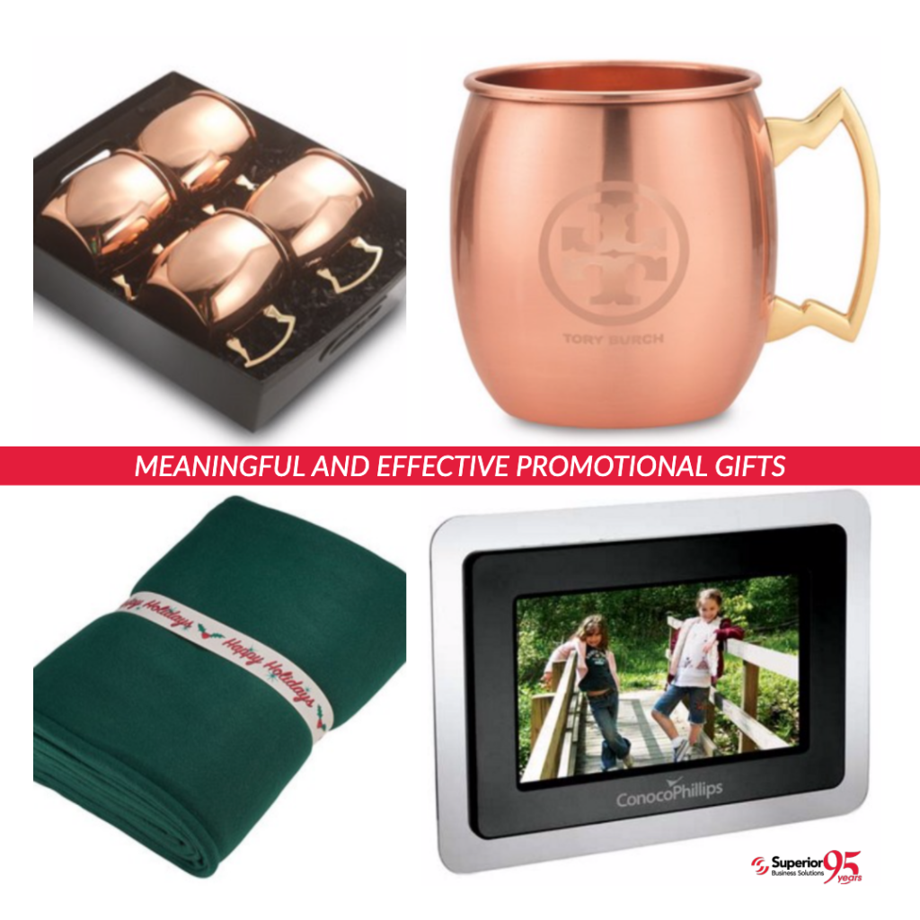 Meaningful and Effective Promotional Gifts