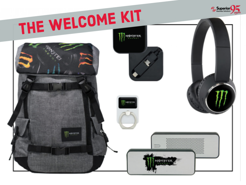 The Welcome Promotional Kit for Building Business