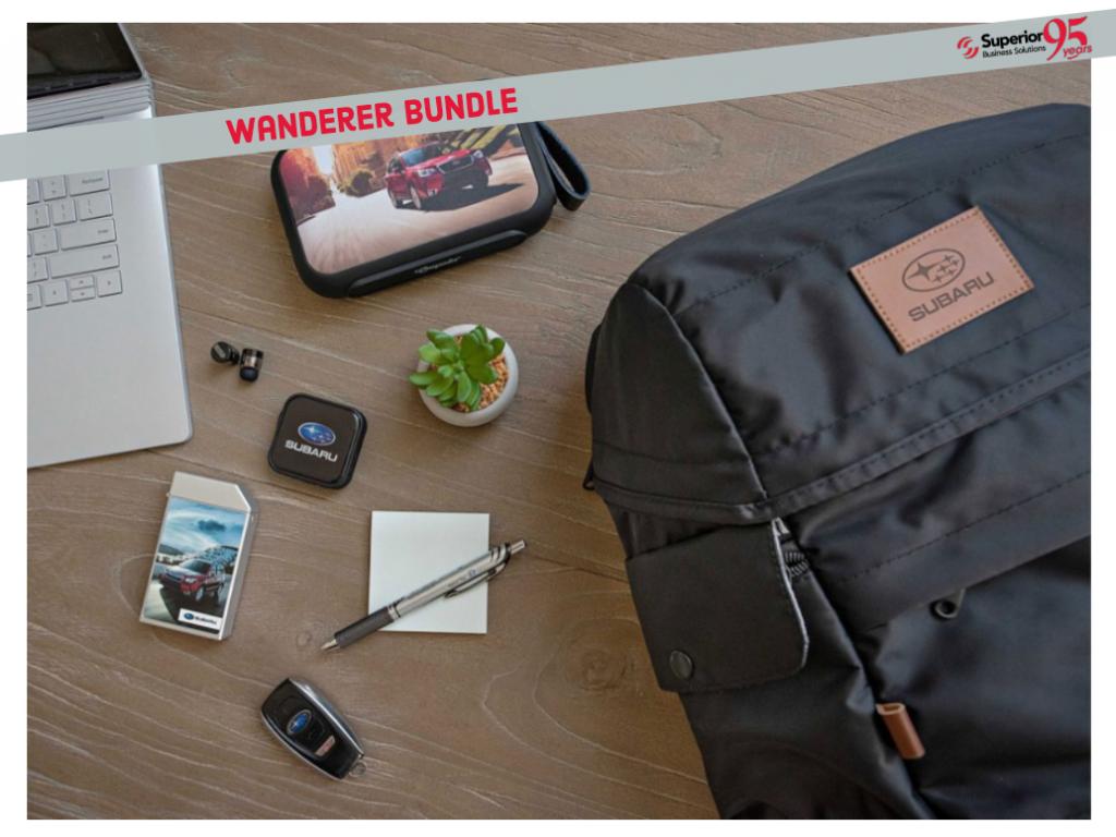 Wanderer Promotional Kitting Bundle