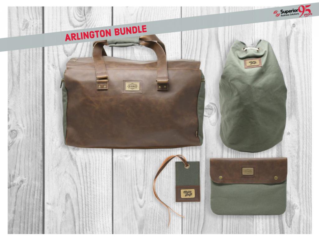 arlington promotional kit
