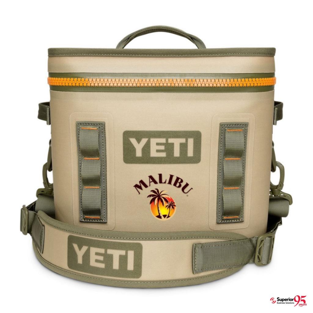 logod ull Color Printed YETI® Hopper Flip 12