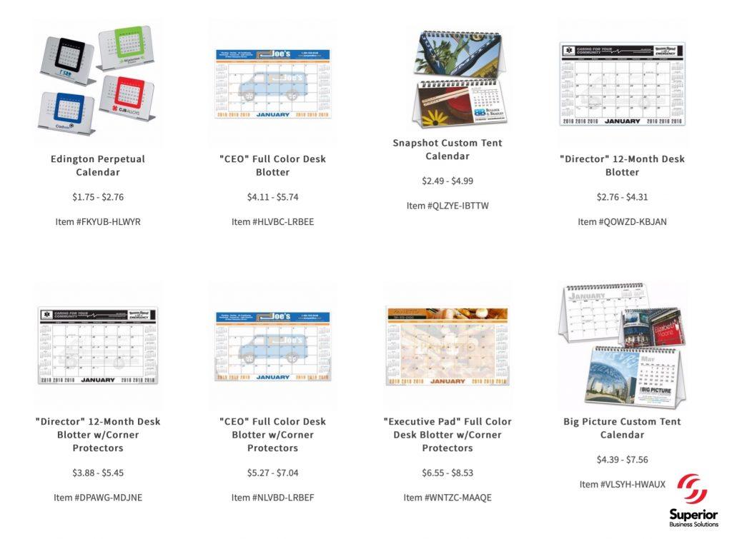 promotional-desk-calendars