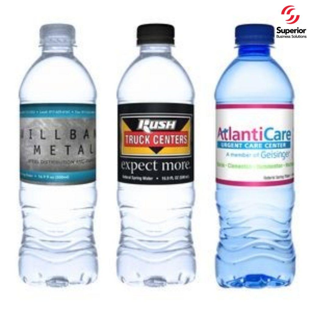 promotional gifts for marketing 16.9 Oz. Custom Label Bottled Water