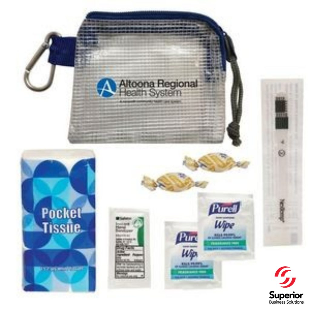 promotional gifts for marketing Health Zone Flu Kit