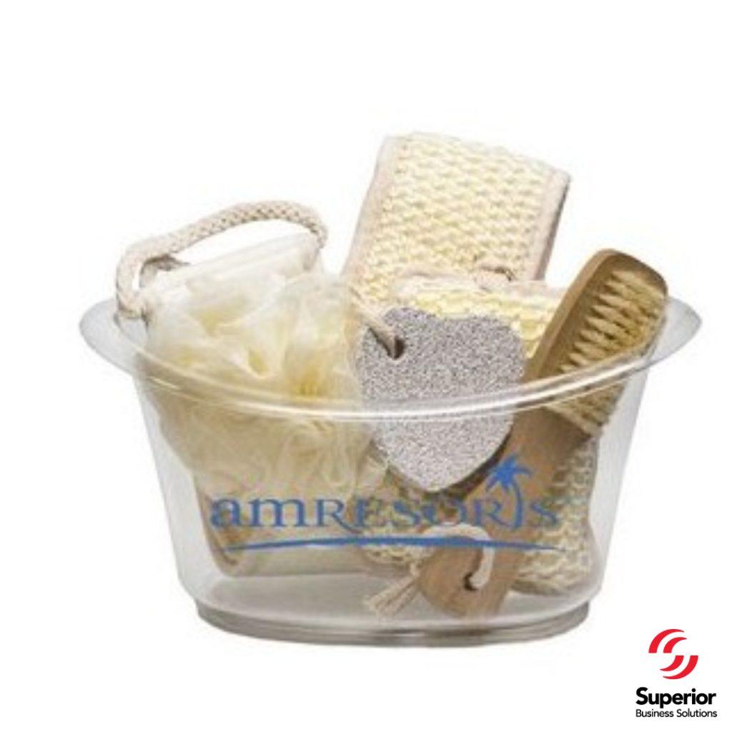 promotionalgifts for marketing Bathtub Spa Set