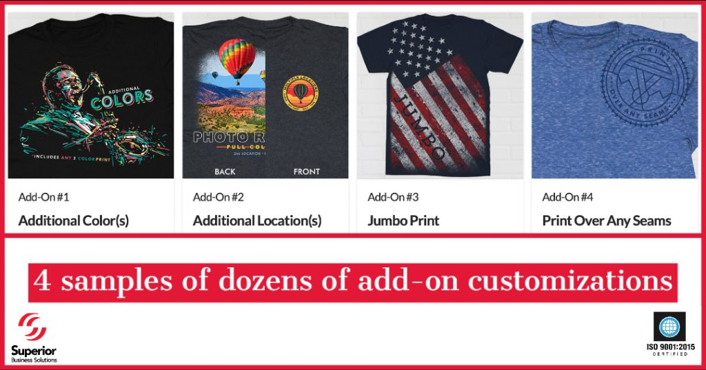 Go Semi-Custom 5 Winning Ways to Use a Promotional T-Shirts