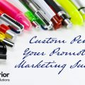Custom Pens Promotional Products Marketing