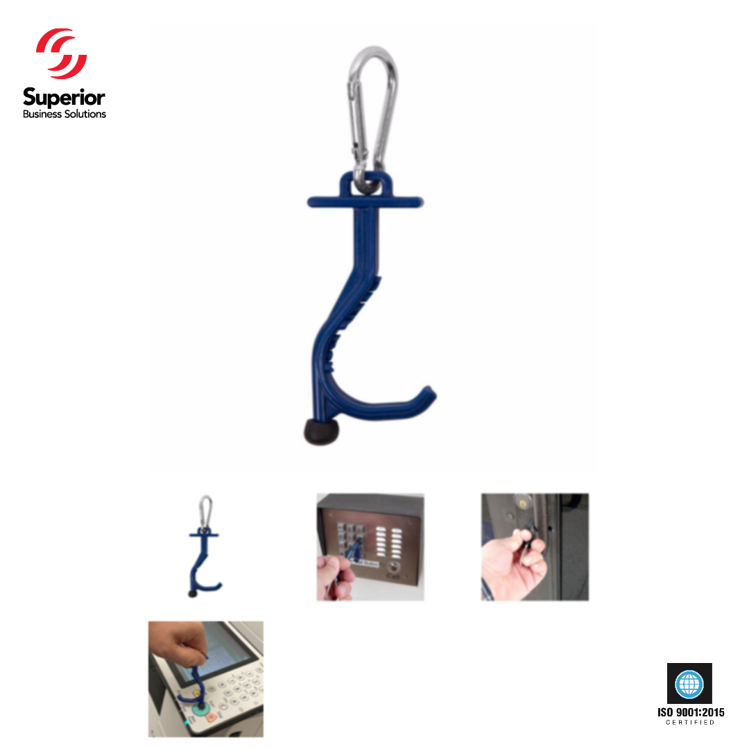 Kooty Key for safety at work