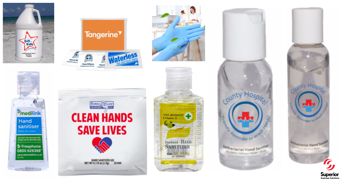Customized Hand Sanitizer to Fight Coronavirus