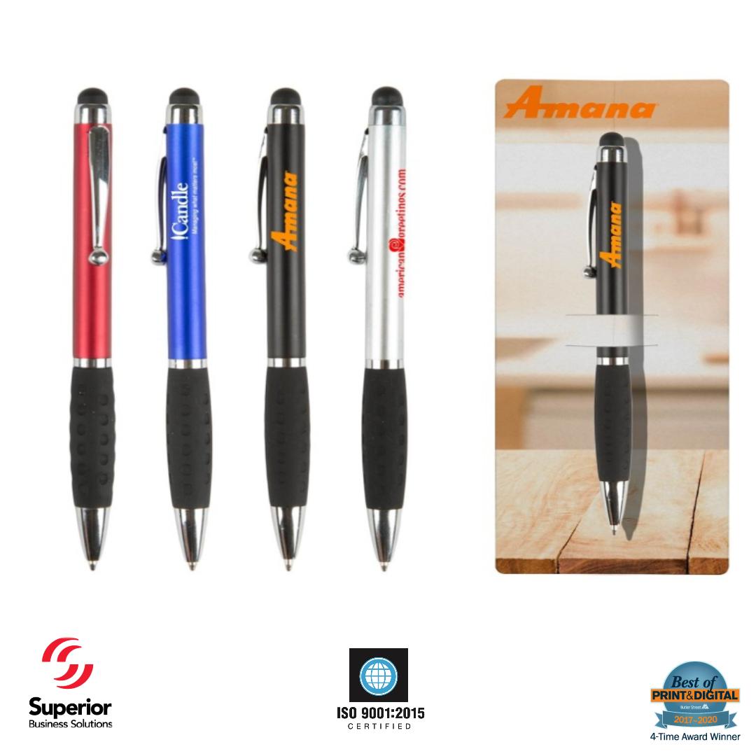 The Barbuda Stylus Pen for HMI
