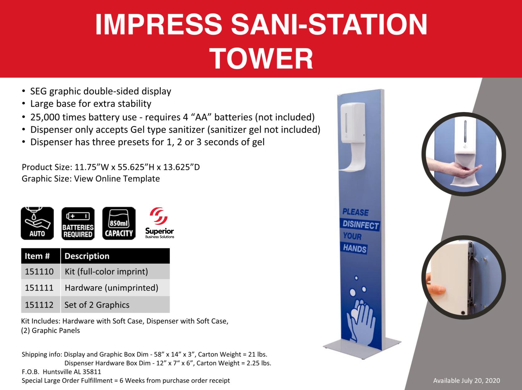 impress-sani-station-tower-for-gel-sanitizer
