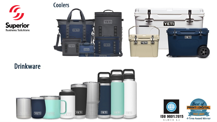 Add Your Logo to a YETI and Watch Your Business Grow