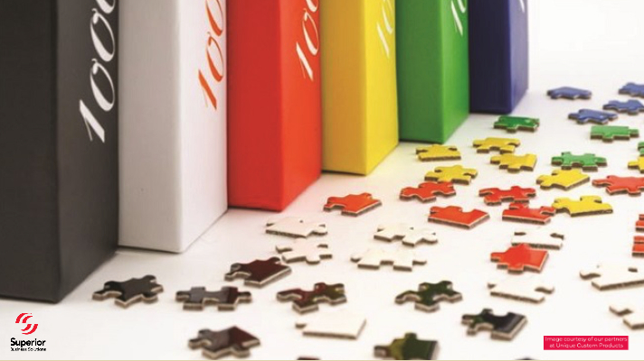Custom Puzzles for Business Promotion