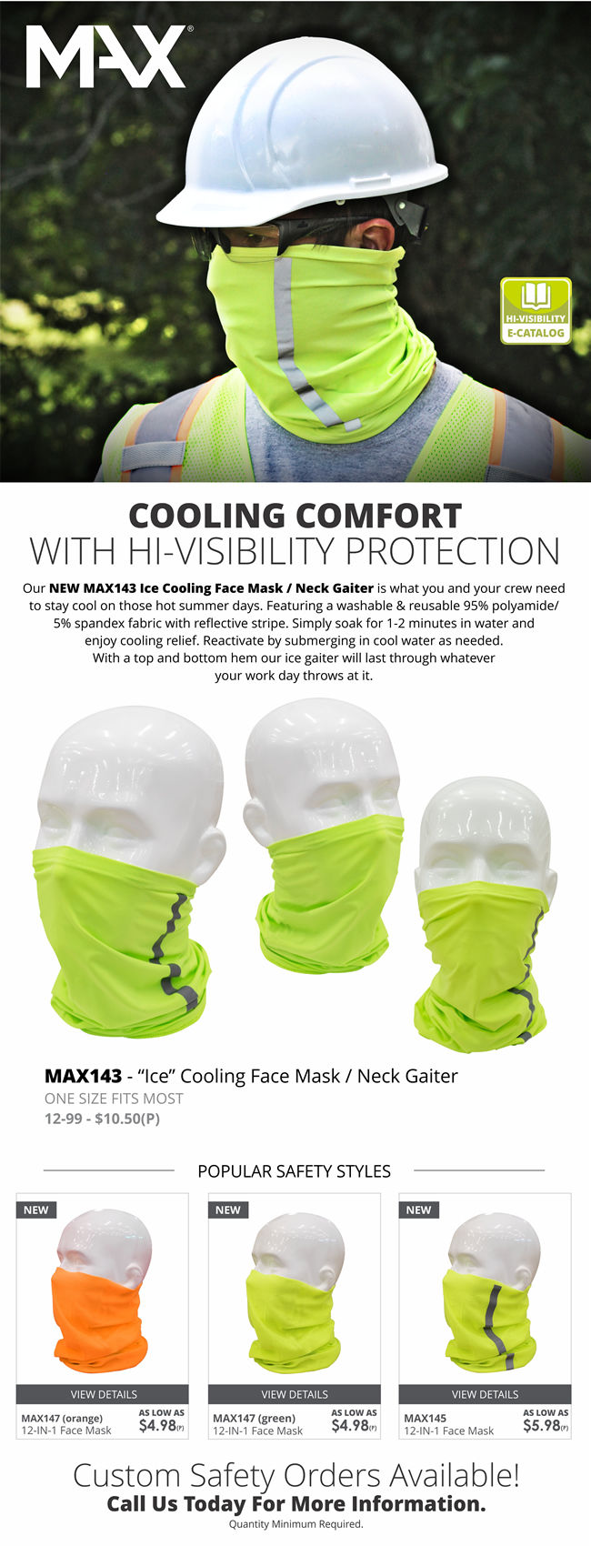 cooling-gaiter-with-high-visibility-protection