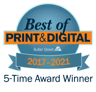Best of Print & Digital 2017-21 Winner