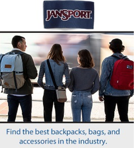 Jansport-luxe-promotional-gifts-logo