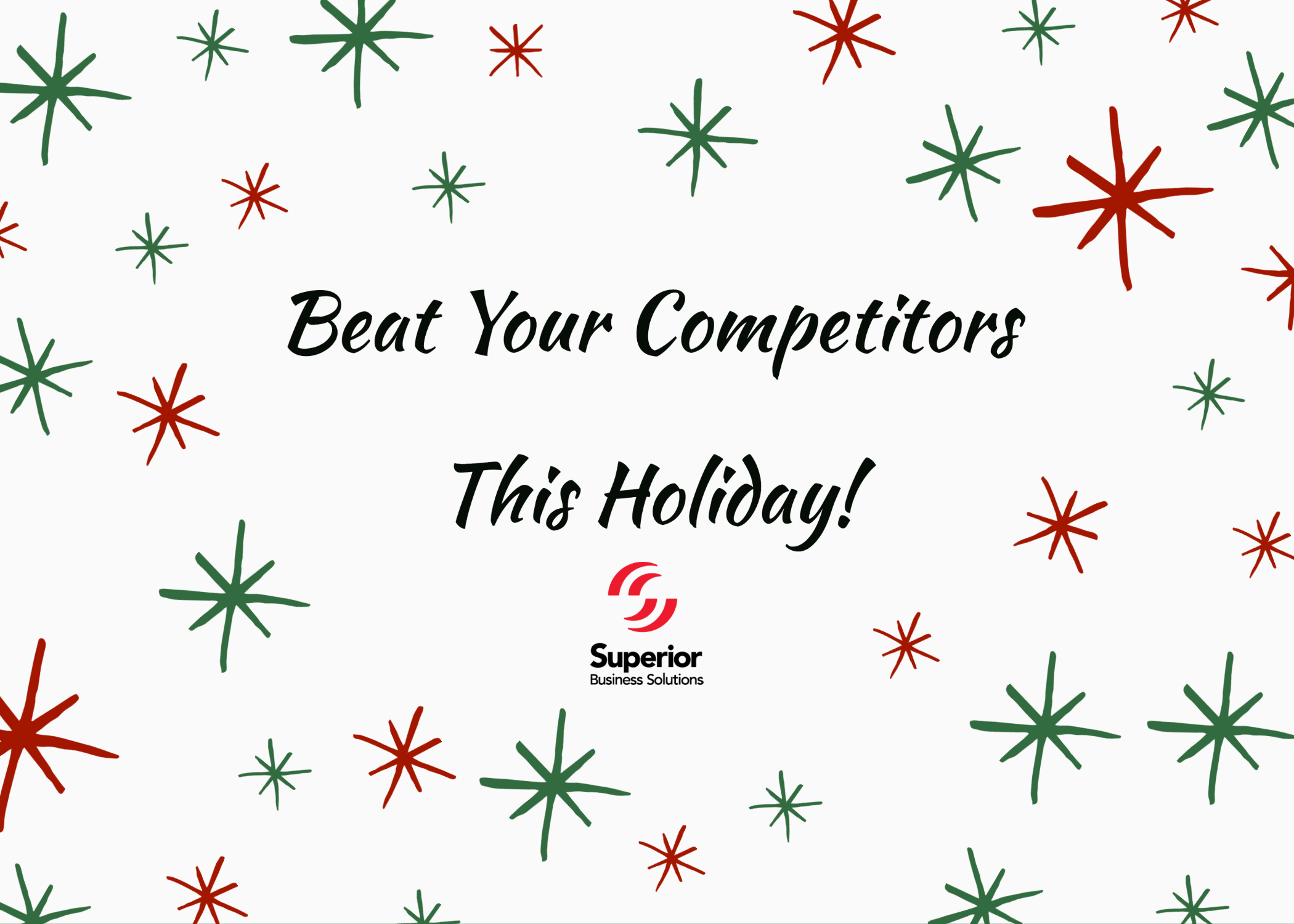 Here's How Your Business Can WIN the Holidays this Year!