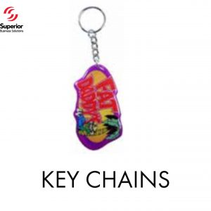 CUSTOMIZED PROMOTIONAL KEY CHAINS