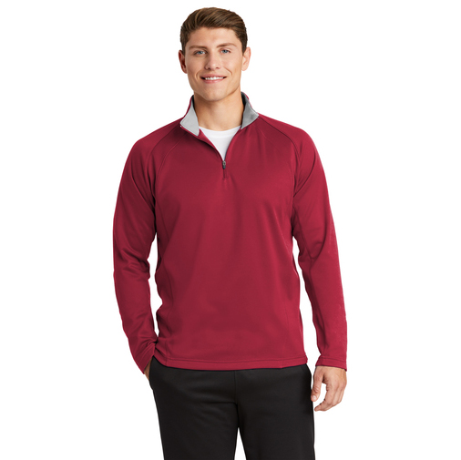 F243 Sport-Tek Fleece Pullover
