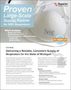 PPE Supplier Case Study