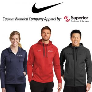 Nike Custom Jacket Company Apparel
