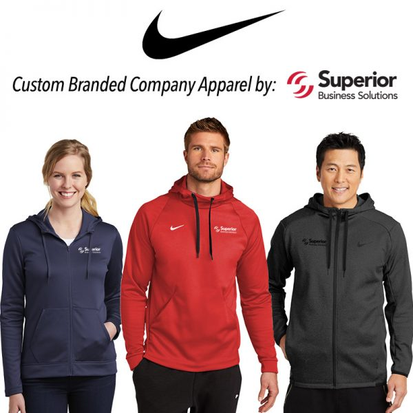Nike Custom Jacket Company Apparel