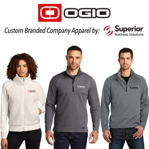OGIO Custom Logo Wear Fleece Apparel