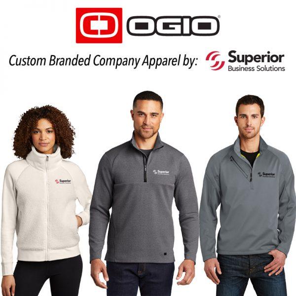 OGIO Custom Logo Wear Fleece Apparel