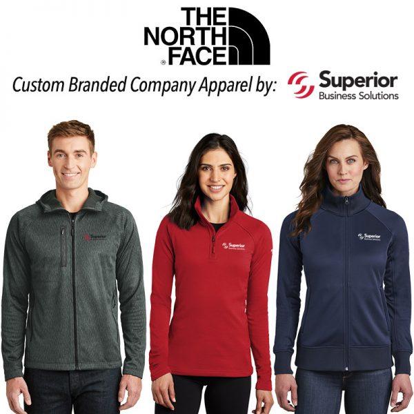 The North Face Custom Fleece Apparel